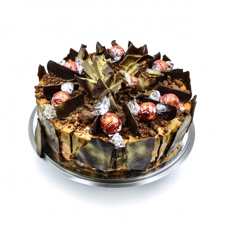 TERRY'S CHOCOLATE ORANGE CAKE
